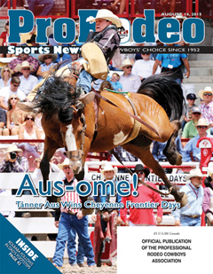ProRodeo Sports News August 14 2015
