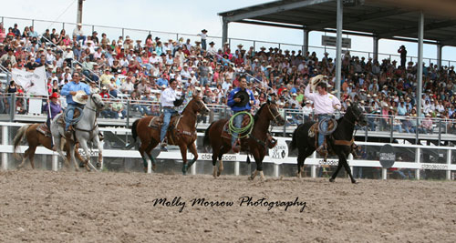 August 2011 issue of Western Horseman