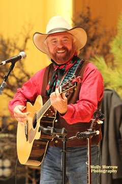 Michael Martin Murphey Entertains at the 2012 Spirit of the West